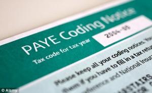 Notice of coding