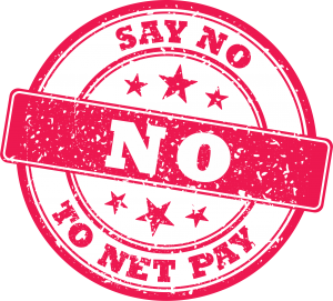 Say no pink