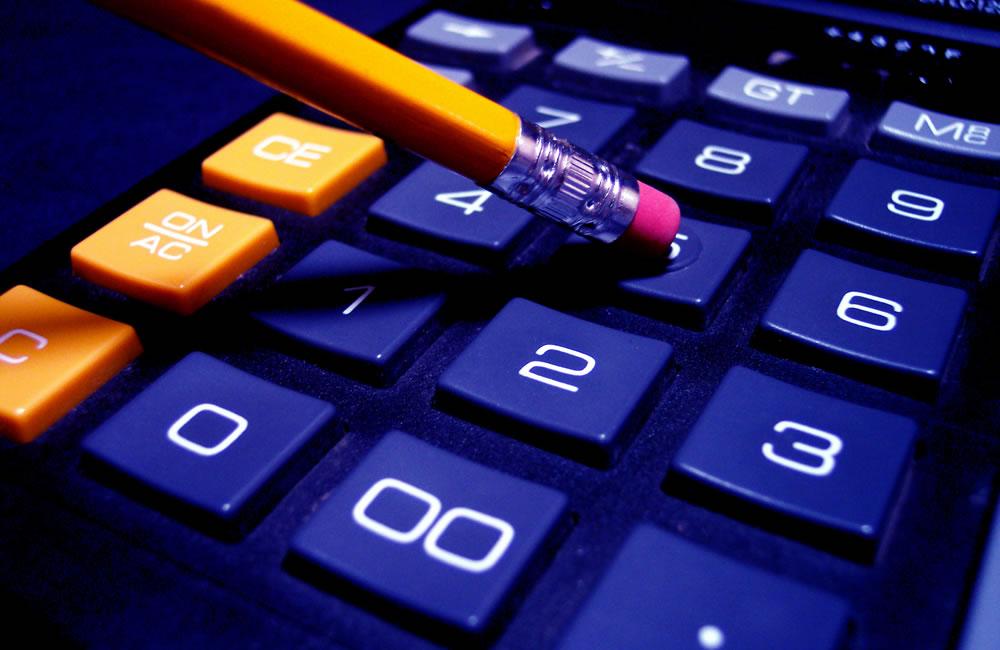 calculator large